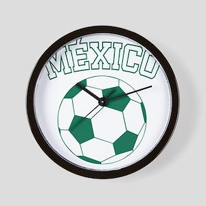 soccerballMX1 Wall Clock