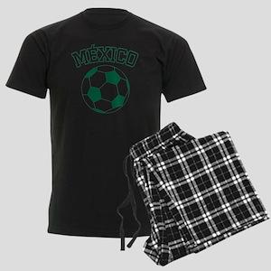 soccerballMX1 Men's Dark Pajamas