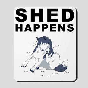 shed_tshirt_light Mousepad