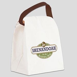 Shenandoah National Park Canvas Lunch Bag