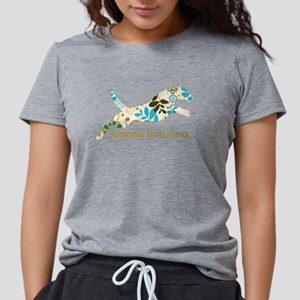 Chesapeake Bay Retriever Floral T-Shirt