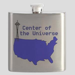 Center of Universe 05 copy Flask