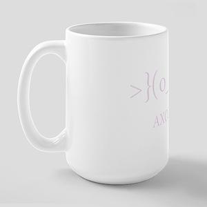 axolotlwhite Large Mug