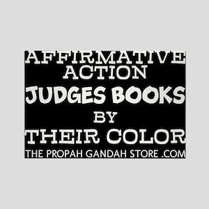 Affirmative Action judges books Magnets