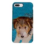 Wire Fox Terrier Puppy iPhone 7 Plus Tough Case