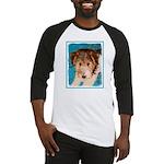 Wire Fox Terrier Puppy Baseball Tee