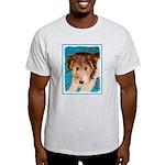 Wire Fox Terrier Puppy Light T-Shirt