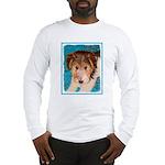 Wire Fox Terrier Puppy Long Sleeve T-Shirt