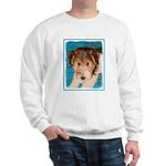 Wire Fox Terrier Puppy Sweatshirt