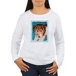 Wire Fox Terrier Puppy Women's Long Sleeve T-Shirt