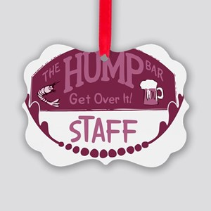 HumpBarStaff Picture Ornament
