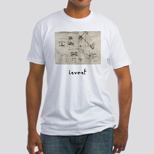 Invent Fitted T-Shirt