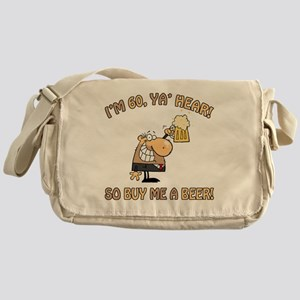 BEER60 Messenger Bag