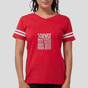 Science Matters Facts Matter T-Shirt