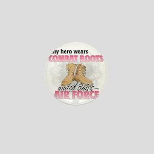 Combat boots Air Force Mini Button