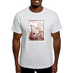 Crumbling Castle Ash Grey T-Shirt