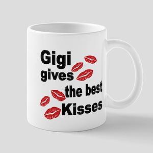 Gigi gives the best kisses Mugs