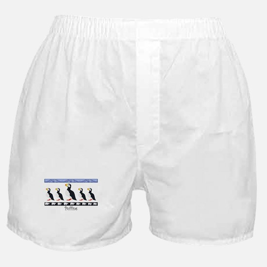 Puffin Boxer Shorts