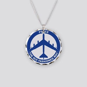 2-Peace The Old Fashioned Wa Necklace Circle Charm