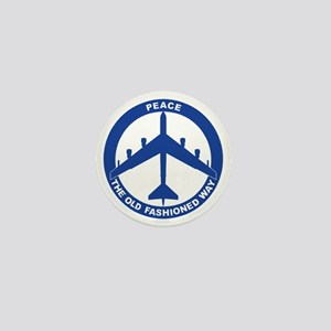2-Peace The Old Fashioned Way - B-52H  Mini Button