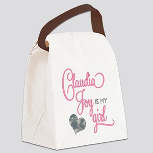 RoxyisMyGirl_ClaudiaJoy Canvas Lunch Bag