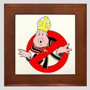 PopeBusters2 Framed Tile