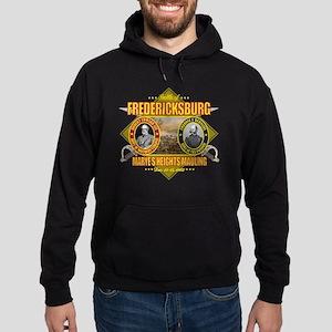 Fredericksburg (battle)1 Hoodie (dark)