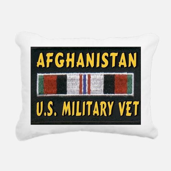 AFGHANISTAN VET Rectangular Canvas Pillow