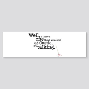 Talking Bumper Sticker