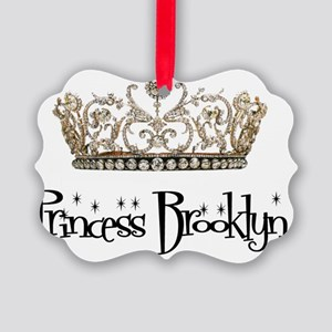 Princess_brooklyn Picture Ornament