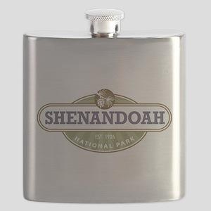 Shenandoah National Park Flask