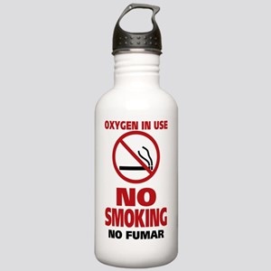 no-smoking-rect Stainless Water Bottle 1.0L