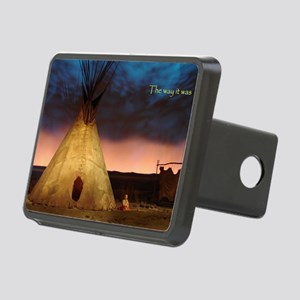 teepee Rectangular Hitch Cover