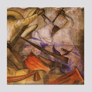 jose clemente orozco the trench