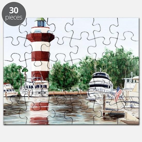 harbor town light Puzzle