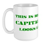 Capitalist Large Mug
