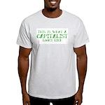 Capitalist Ash Grey T-Shirt
