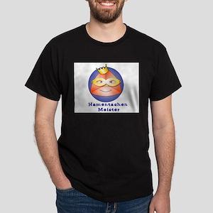 Hamentashen Meister Master Dark T-Shirt