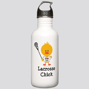 LacrosseChick Stainless Water Bottle 1.0L