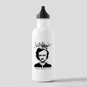 2-edgarallenpoe Stainless Water Bottle 1.0L