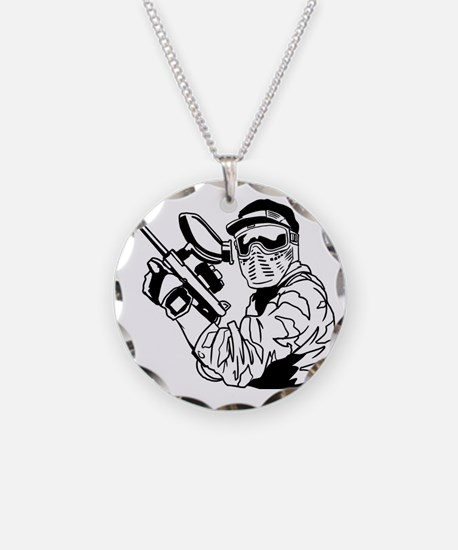 Paintball1 Necklace