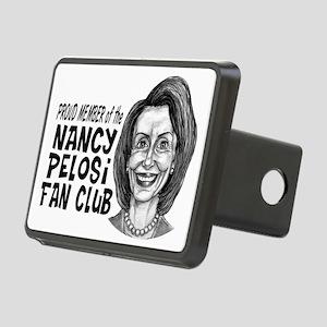 Nancy Fan Club Proud Rectangular Hitch Cover