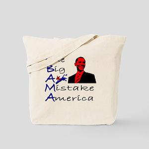 One Big Mistake Tote Bag