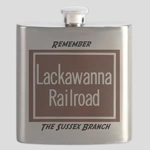 DLW Sussex Branch Flask