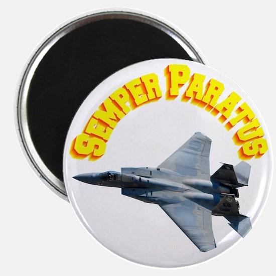 CP-T DARK f15 Semper Paratus Magnet