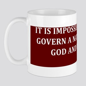 Washington_God-and-bible-(red) Mug