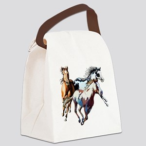 Raceday Canvas Lunch Bag