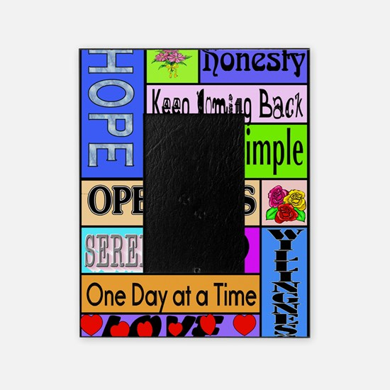 12 step sayings Picture Frame