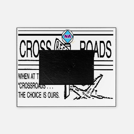 NA CROSSROADS Picture Frame