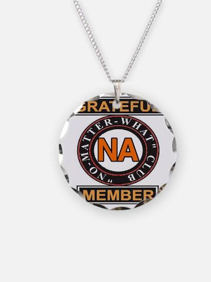 NA GRATEFUL MEMBER Necklace